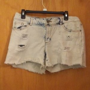 Cato Denim Shorts